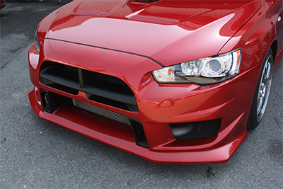 FRONT BUMPER TYPE-II PFRP